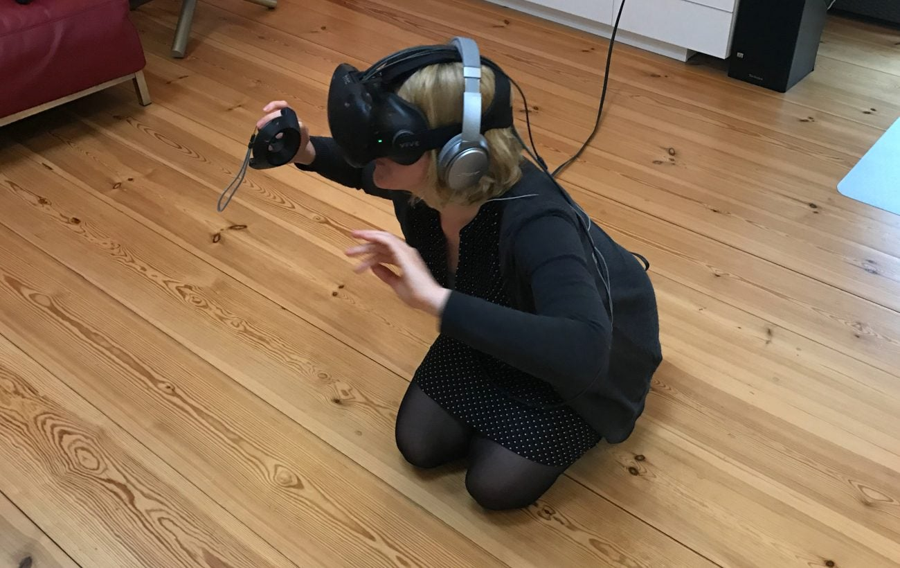 360Grad oder doch Virtual Reality? Teil 2: Virtual Reality