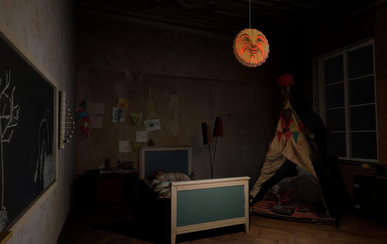 Interaktive Filme in Virtual Reality
