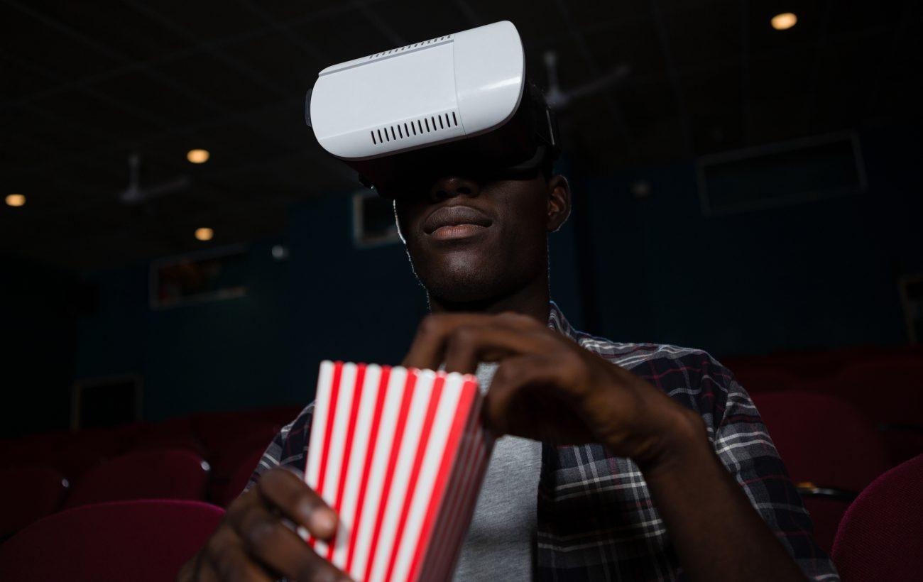 VR und Film: eine kleine Einführung