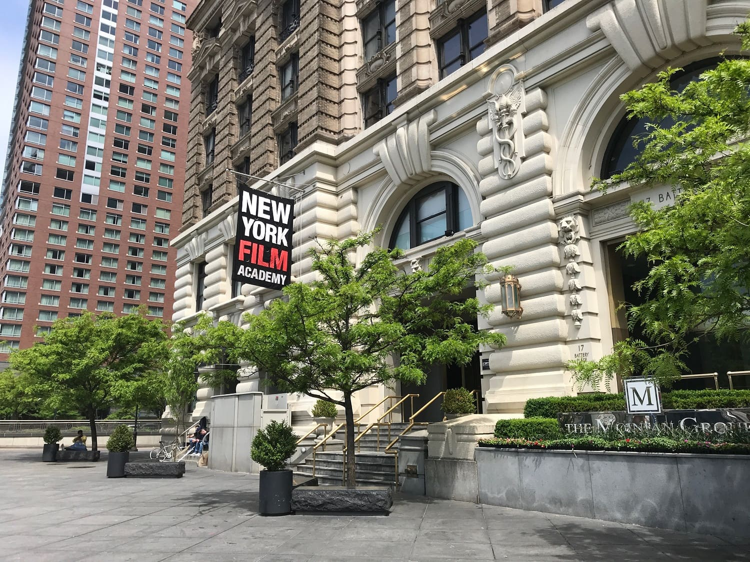 VR Workshops at the New York Film Academy
