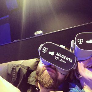 VR im Kino: Wie macht man Selfies mit VR-Brille? © Pola Weiß/ VR Geschichten