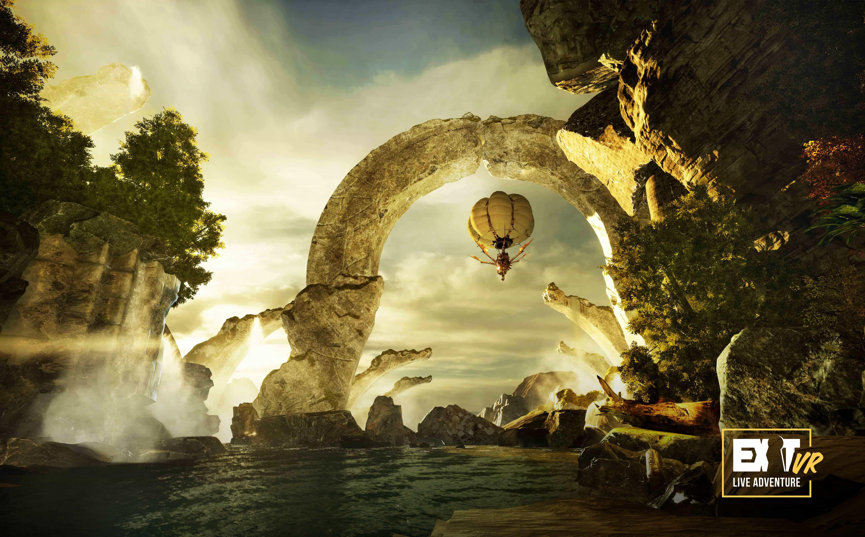 Was uns umgehauen hat: Die detailreichen und phantasievollen Welten in Huxley 2. © EXIT Adventures GmbH