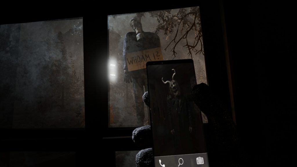 For Ioulia, Max and their team, VR horror is more than just jump scares.... © AnotherWorld VR
