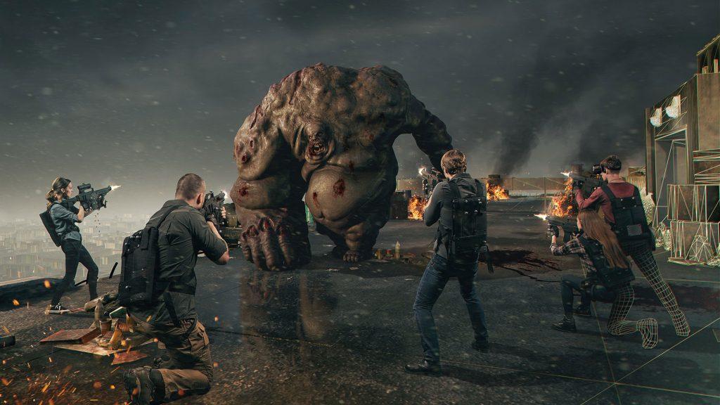 Normale Zombies waren gestern! In City Z verteidigt das Team die Metropole Moskau gegen einen Zombie-Supermutanten. © Anvio