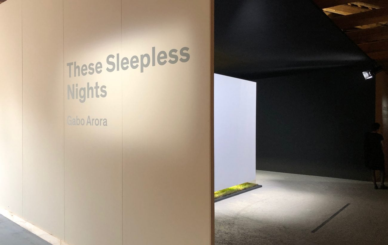 These Sleepless Nights: Augmented Reality macht Politik